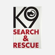 SearchRescue Rectangle Magnet