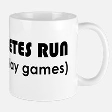 RealAthletesText Mug