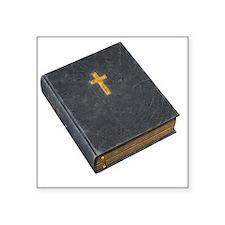 "bibles10x10 Square Sticker 3"" x 3"""