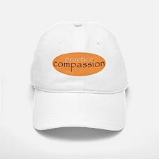 compassion Baseball Baseball Cap