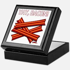 vcb-yay-bacon-w-2011 Keepsake Box