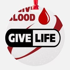 Give Blood Ornament
