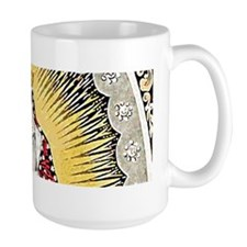 Guadalupe (Stripe) Mug