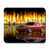 Dodge challenger Classic Mousepad