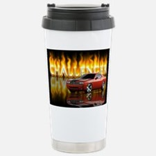 dodge chall Stainless Steel Travel Mug