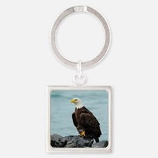 5x8_journal_eagle Square Keychain