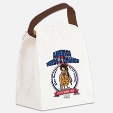 Alan GraysonT 12-3-11 Canvas Lunch Bag