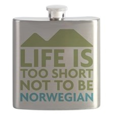Norway Flask