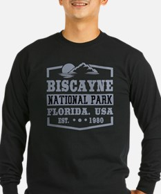 BISCAYNE NATIONAL PARK Long Sleeve T-Shirt