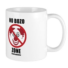 No Bozo Zone_flip_flops Mug