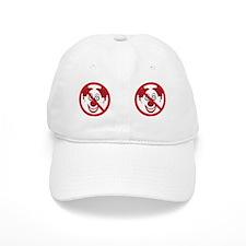 No Bozo_flip_flops Baseball Cap