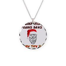 Socrates Claus copy Necklace