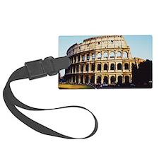 Coliseum_14x10 Luggage Tag