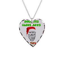 Socrates Claus Dark Necklace