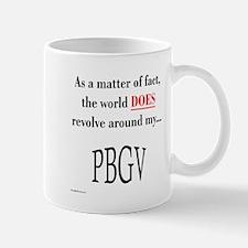 PBGV World Mug