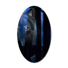 RevWolf WoodsiPad2_Cover Wall Decal