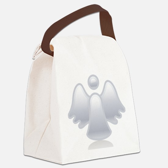 2011-12-08_Angel Canvas Lunch Bag