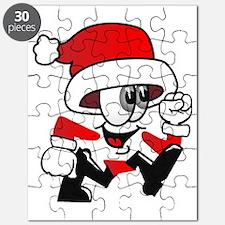 Funny Santa Puzzle