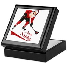 team_santa Keepsake Box