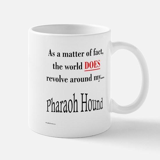 Pharaoh World Mug