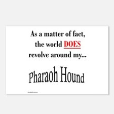 Pharaoh World Postcards (Package of 8)