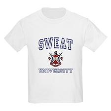 SWEAT University Kids T-Shirt