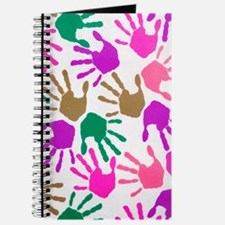 Back to School Handprint copy Journal