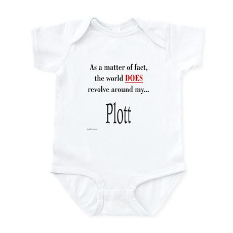 Plott World Infant Bodysuit