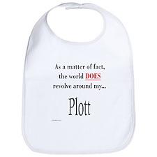 Plott World Bib