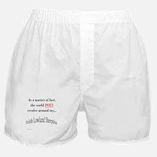 Lowland World Boxer Shorts