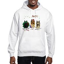 BelgianShirtDark Hoodie