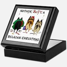 BelgianShirtLight Keepsake Box
