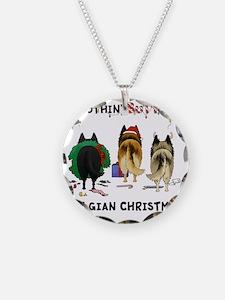 BelgianShirtLight Necklace