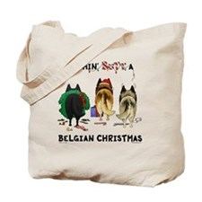 BelgianShirtLight Tote Bag