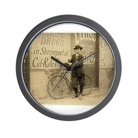 Shreveport, 1913 Wall Clock