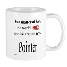 Pointer World Mug