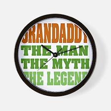 Grandaddy The Legend Wall Clock