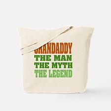 Grandaddy The Legend Tote Bag