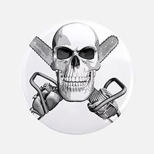 """skull_chainsaws 3.5"""" Button"""
