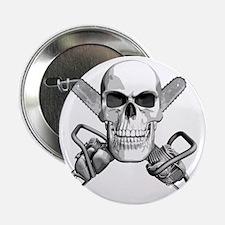 """skull_chainsaws 2.25"""" Button"""