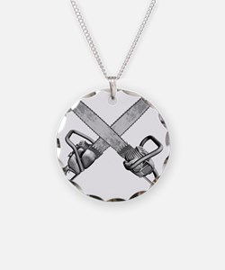 chainsaws Necklace