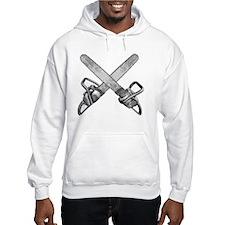 chainsaws_sm Hoodie