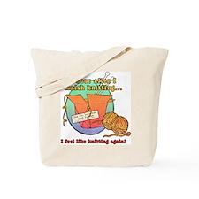Chinese Knitting Knitting Bag