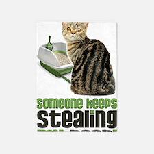stealing my poop 23x35 5'x7'Area Rug