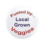 "Fueled by Local 3.5"" Button (100 pack)"