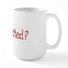 Pinterested? Mug