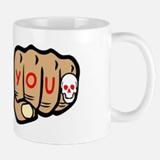 Tattoo You Fists Mug