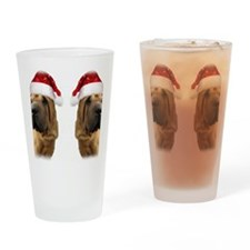 Shar Pei FLip Flops Drinking Glass