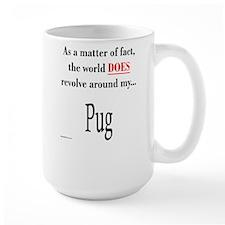 Pug World Mug