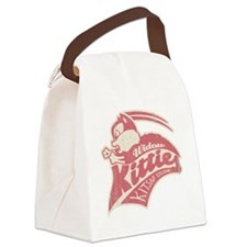 kitties-logo-T Canvas Lunch Bag